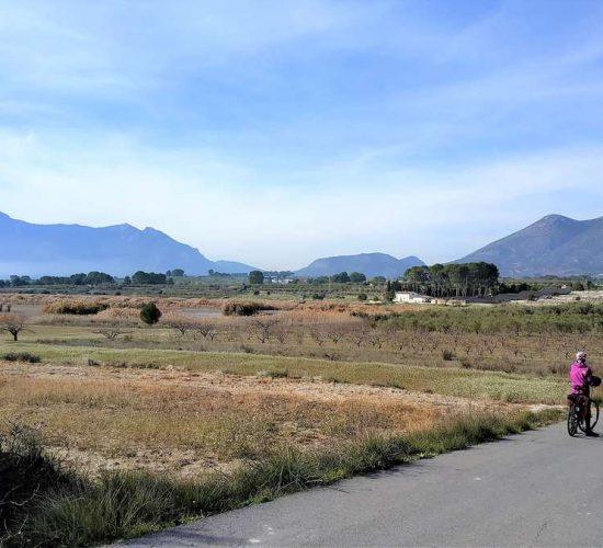 Cicloturismo por Xátiva
