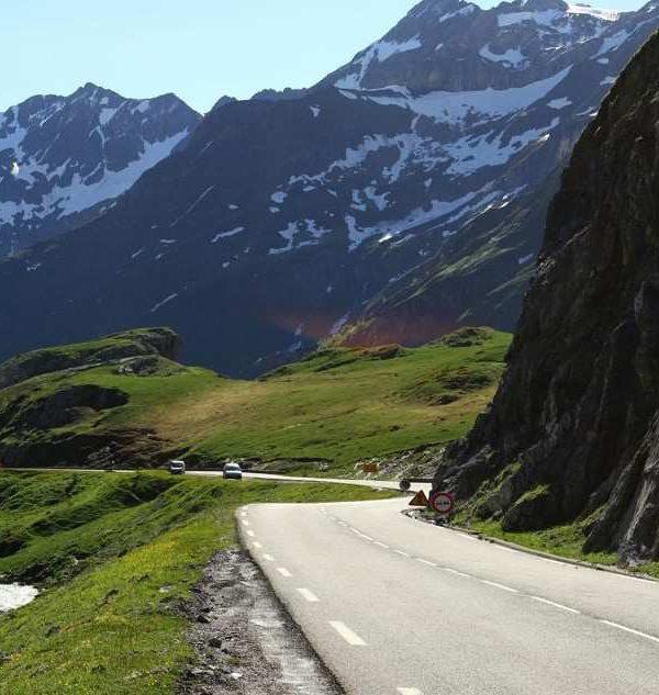 Euskadi en bicicleta puertos míticos