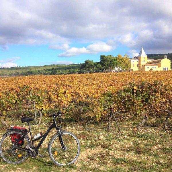 Sierra de Mariola en bicicleta