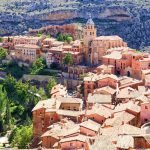 Vía Verde Ojos Negros en bicicleta Albarracín Kolotrip