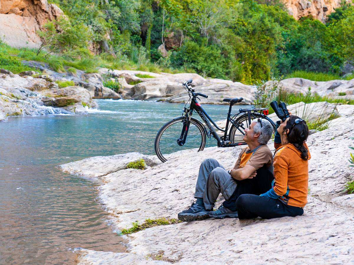 Viaje fin de semana en bicicleta Kolotrip
