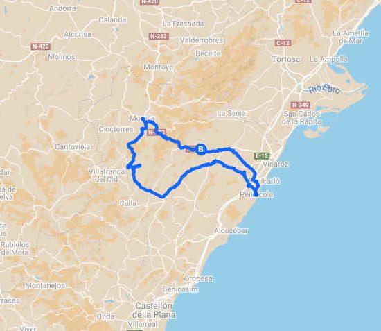 Castellón ciclismo