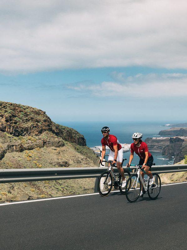 viajes en bicicleta Tenerife en bicicleta de carretera