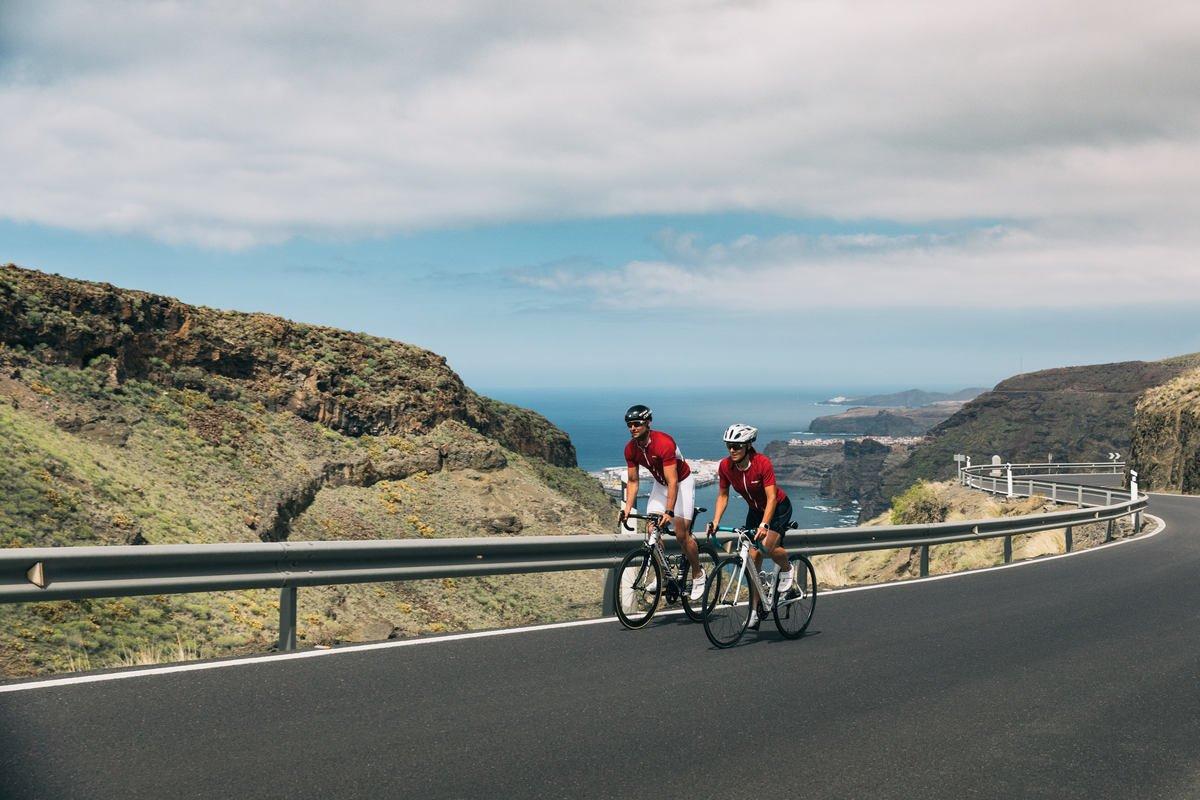Tenerife en bicicleta de carretera