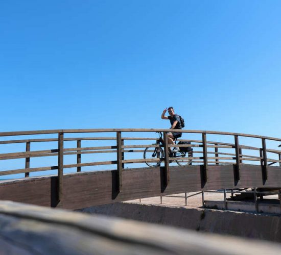 Mediterráneo en bici