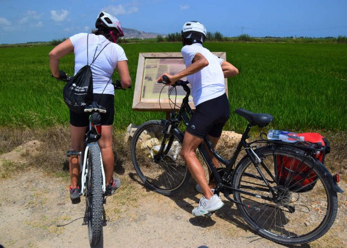 De Alicante a Valencia en bici