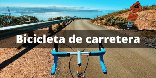 Viajes en bicicleta de carretera