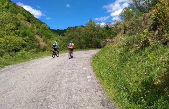 Camino de Santiago desde León en bici kolotrip viaje organizado