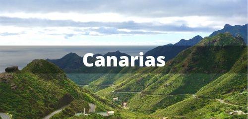 Viajes en bicicleta por Canarias