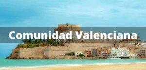 Viajes en bicicleta por La Comunidad Valenciana
