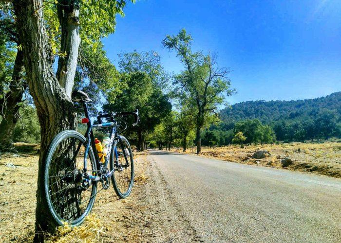 Sierra de Cazorla en bicicleta kolotrip viaje en bicicleta organizado kolo