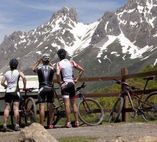 MTB Picos León viaje organizado