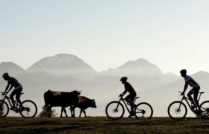 Ruta MTB las minas de León viajes en bicicleta Kolotrip