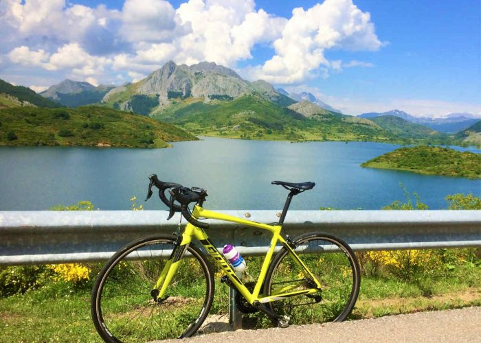 ciclismo en Palencia viajes en bicicleta