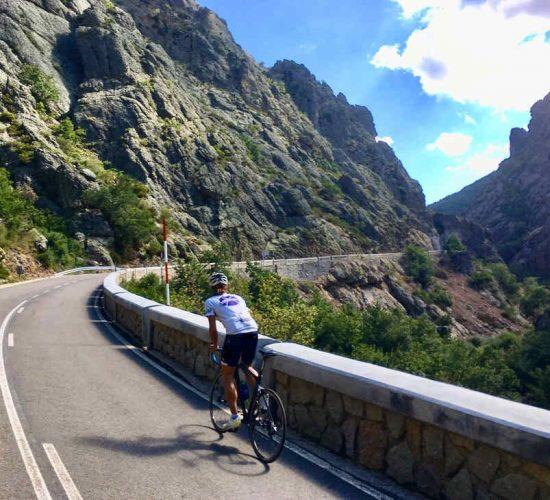 ciclismo en Palencia viajes en bicicleta de carretera por España