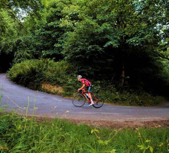 viajes en bicicleta de carretera por España