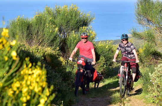 cataluña en bicicleta de montaña eléctrica