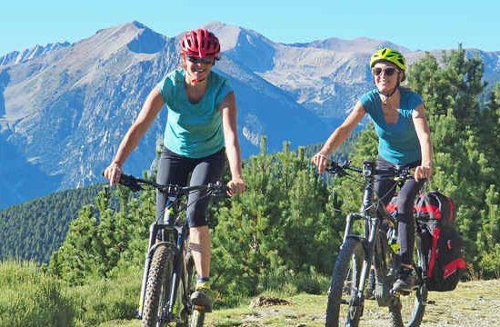 cataluña pirineos bicicleta montaña eléctrica