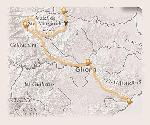 ruta medieval en emtb viaje kolotrip