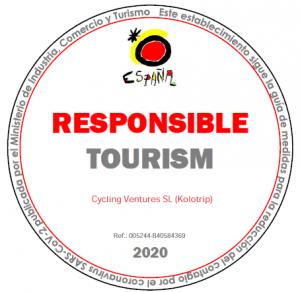 Compromiso turismo responsable