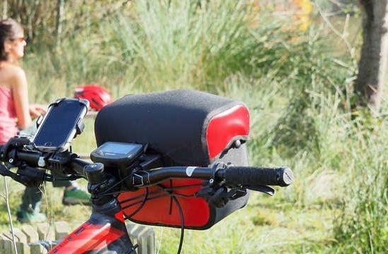 rio muga en ebike viaje escapada bici