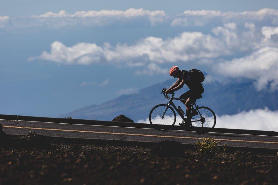 dónde viajar en bicicleta en verano