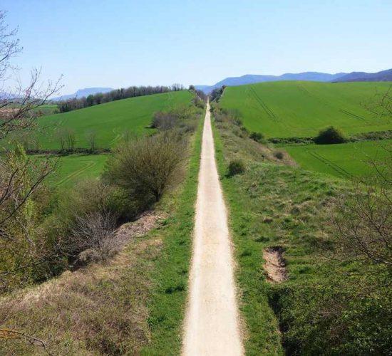 viaje en bicicleta país vasco
