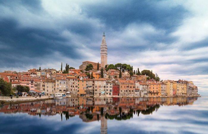 Istria en bicicleta cicloturismo croacia