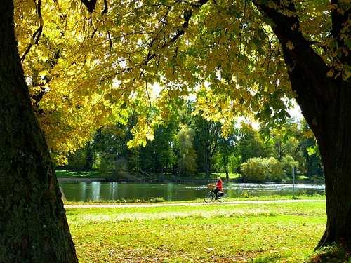 viaje en bicicleta por el Danubio (2)