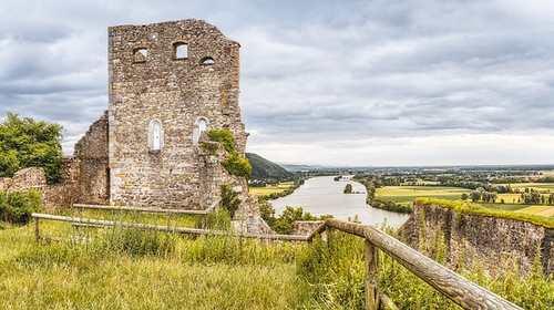 viaje en bicicleta por el Danubio (3)