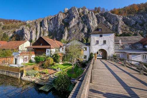 viaje en bicicleta por el Danubio (4)
