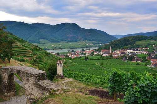 viaje en bicicleta por el Danubio (7)