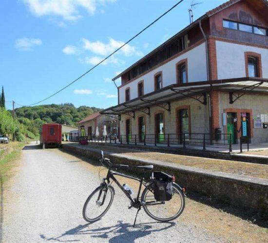 Vía Verde del Plazaola en bicicleta kolotrip