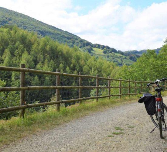 plazaola en bicicleta