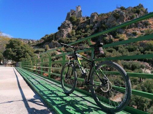 vía verdel del aceite en bicicleta organizado kolotrip (4)