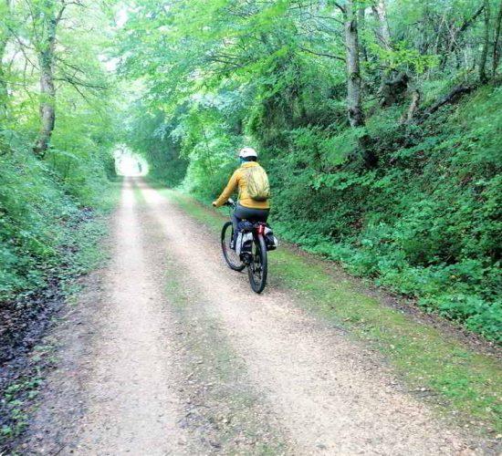 Vias verdes País Vasco cicloturismo