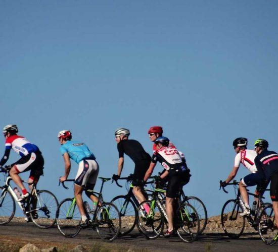 ciclismo sáhara