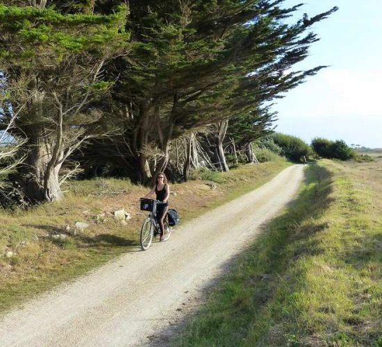 La bretaña francesa en bicicleta