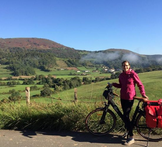 País Vasco francés en bicicleta