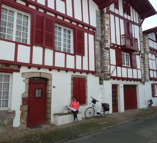 País Vasco francés en bicicleta Biarritz