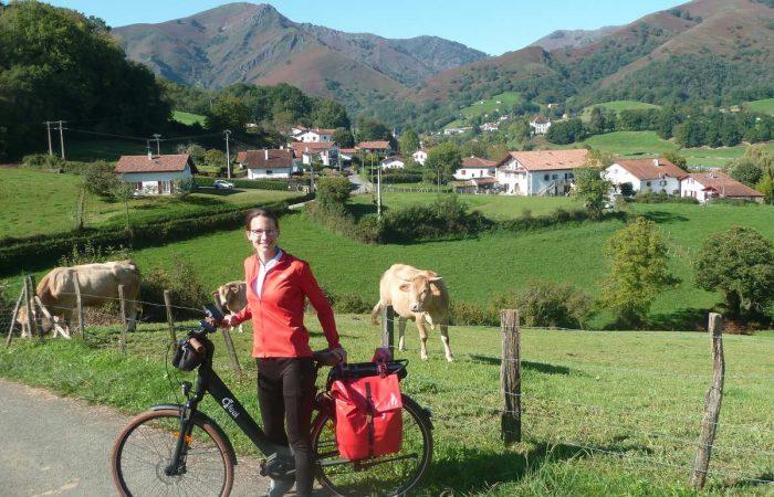 País Vasco francés en bicicleta cicloturismo