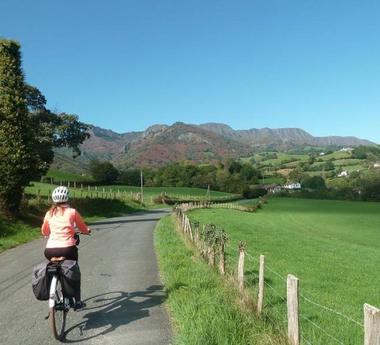 País Vasco francés en bicicleta kolotrip