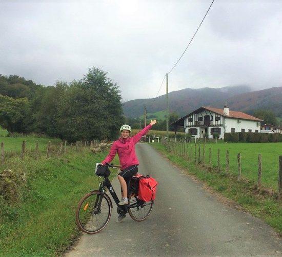 País Vasco francés en bicicleta viaje organizado