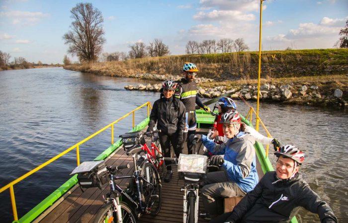 Praga a Dresde en bicicleta kolotrip
