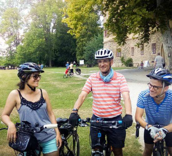 Praga a Viena en bici kolotrip
