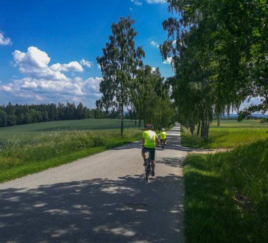 Praga en bicicleta