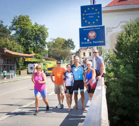 Praga y Cracovia en bicicleta