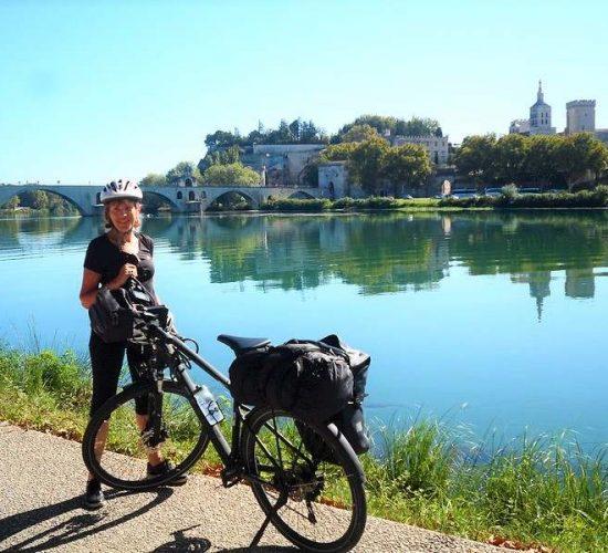 Provenza en bicicleta cicloturismo sur de francia