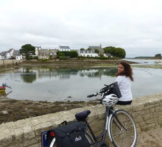 Viaje por la bretaña francesa en bicicleta
