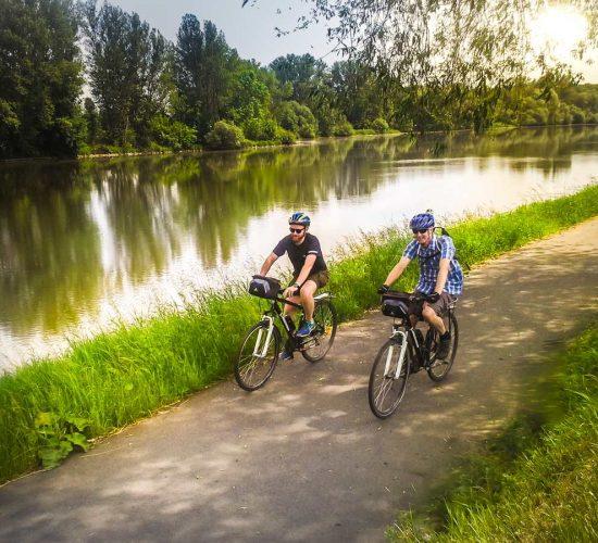 praga a berlin en bicicleta
